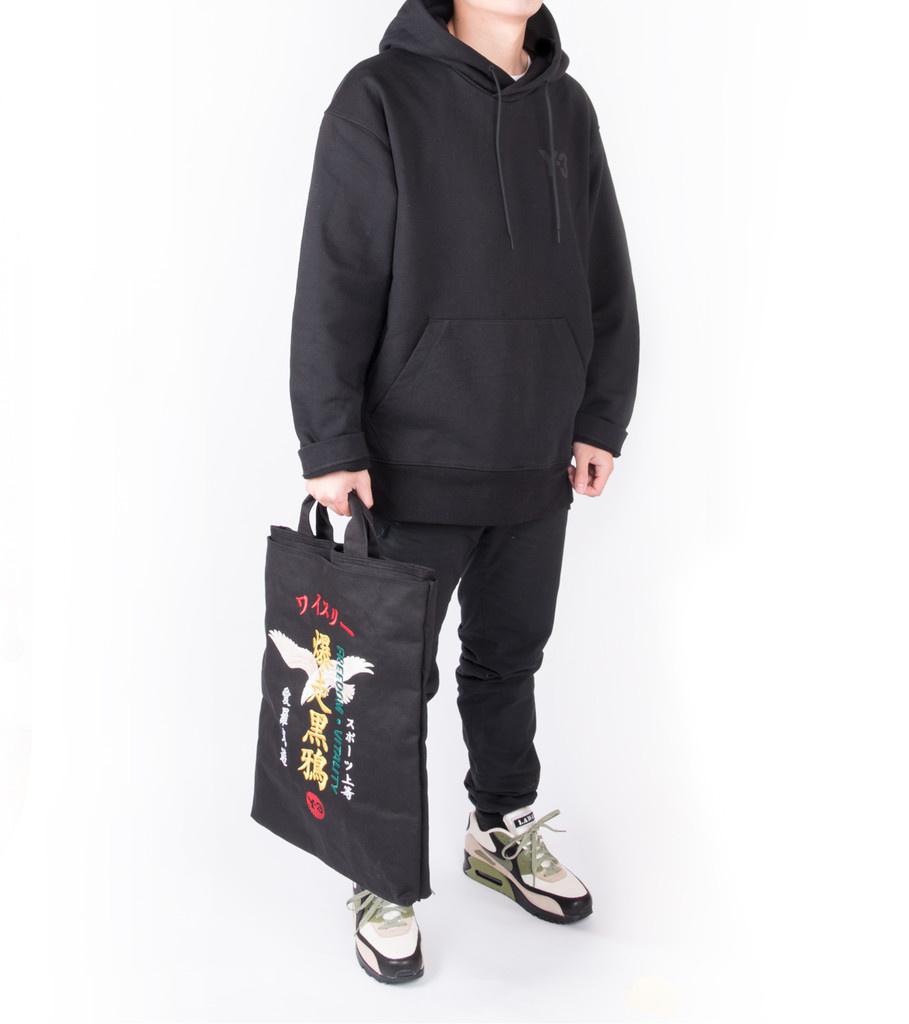 """adidas Y-3 Canvas Tote """"Black"""""""