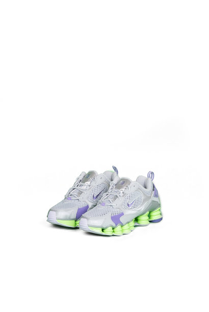 "W Shox TL Nova SP ""Metallic Silver/Lime"""