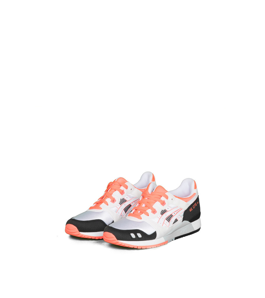 "W Gel-Lyte III OG ""White/Flash Coral""-1"
