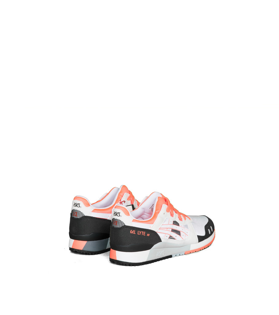 "W Gel-Lyte III OG ""White/Flash Coral""-2"