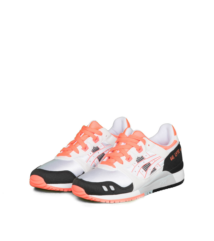 "Gel-Lyte III OG ""White/Flash Coral""-1"