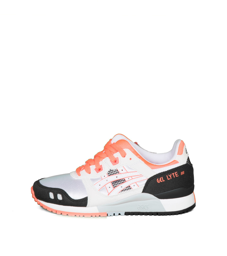 "Gel-Lyte III OG ""White/Flash Coral""-3"