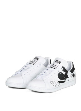 "adidas Stan Smith x Disney (Mickey Mouse) ""White/Black"""