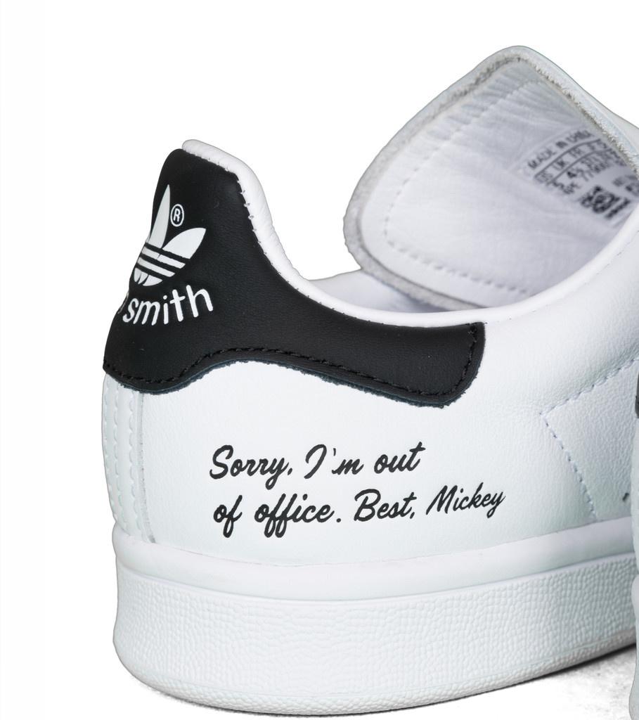 """Stan Smith x Disney (Mickey Mouse) """"White/Black""""-8"""