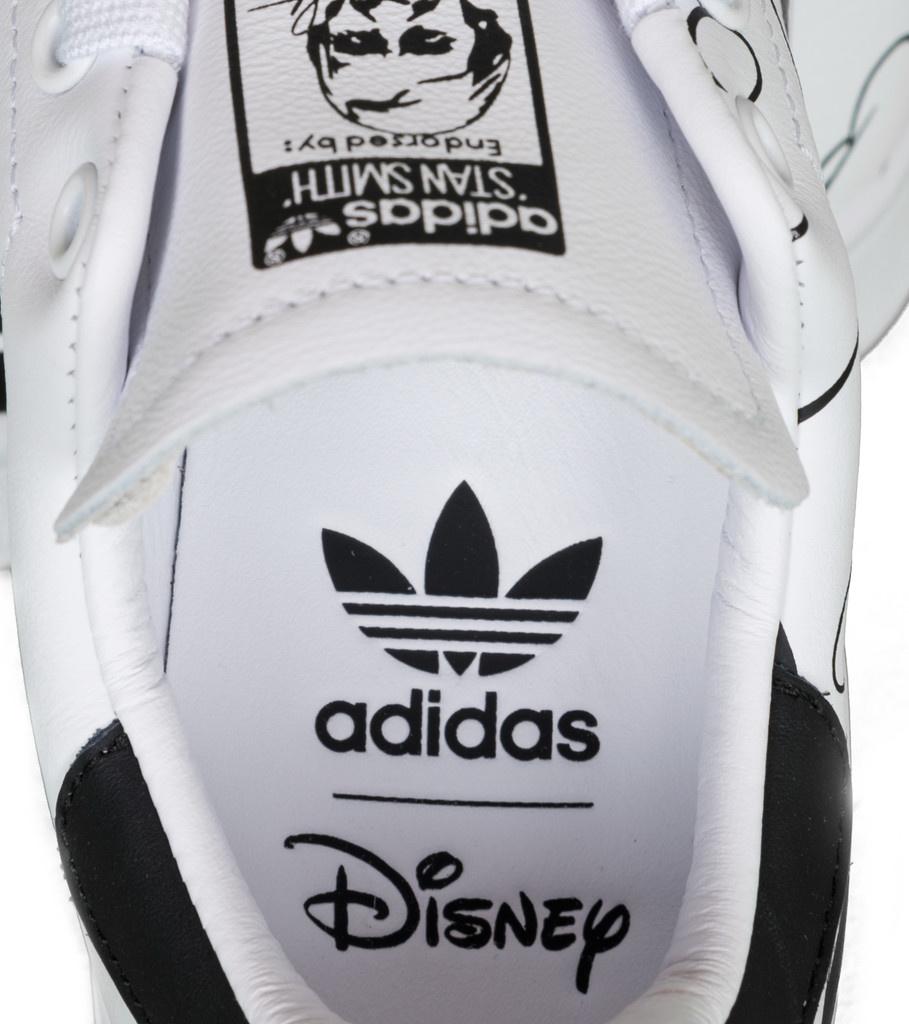 """Stan Smith x Disney (Mickey Mouse) """"White/Black""""-9"""