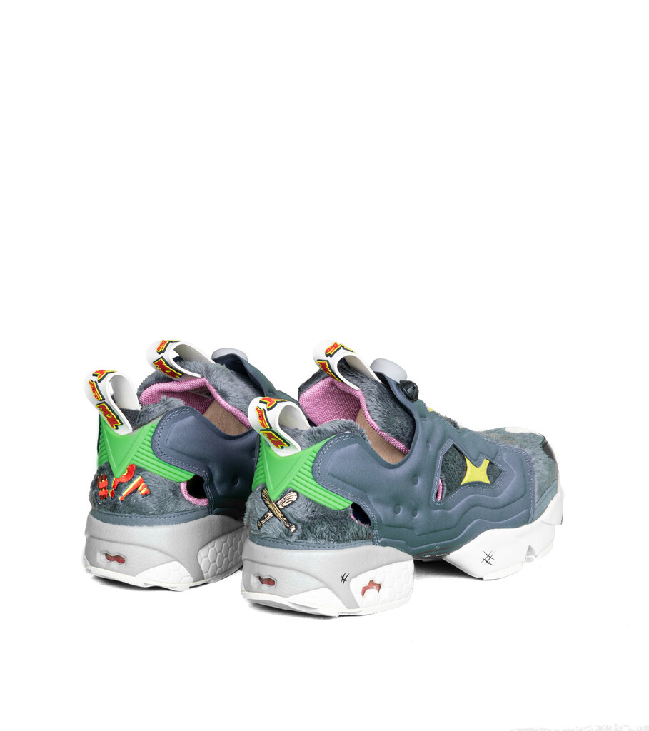 "Instapump Fury OG MU x Tom & Jerry ""Grey""-2"