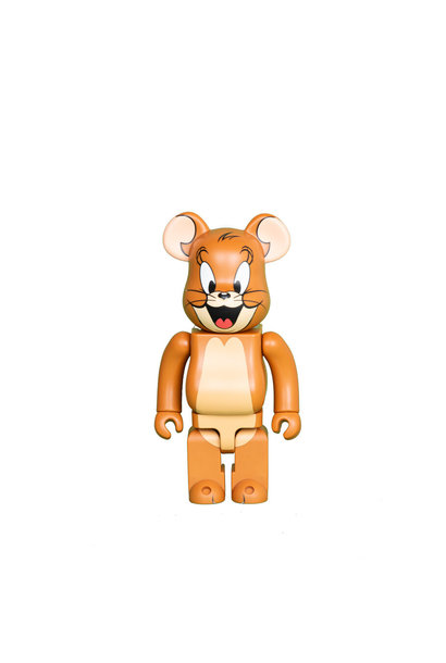 "Jerry 400% Be@Rbrick ""Brown"""