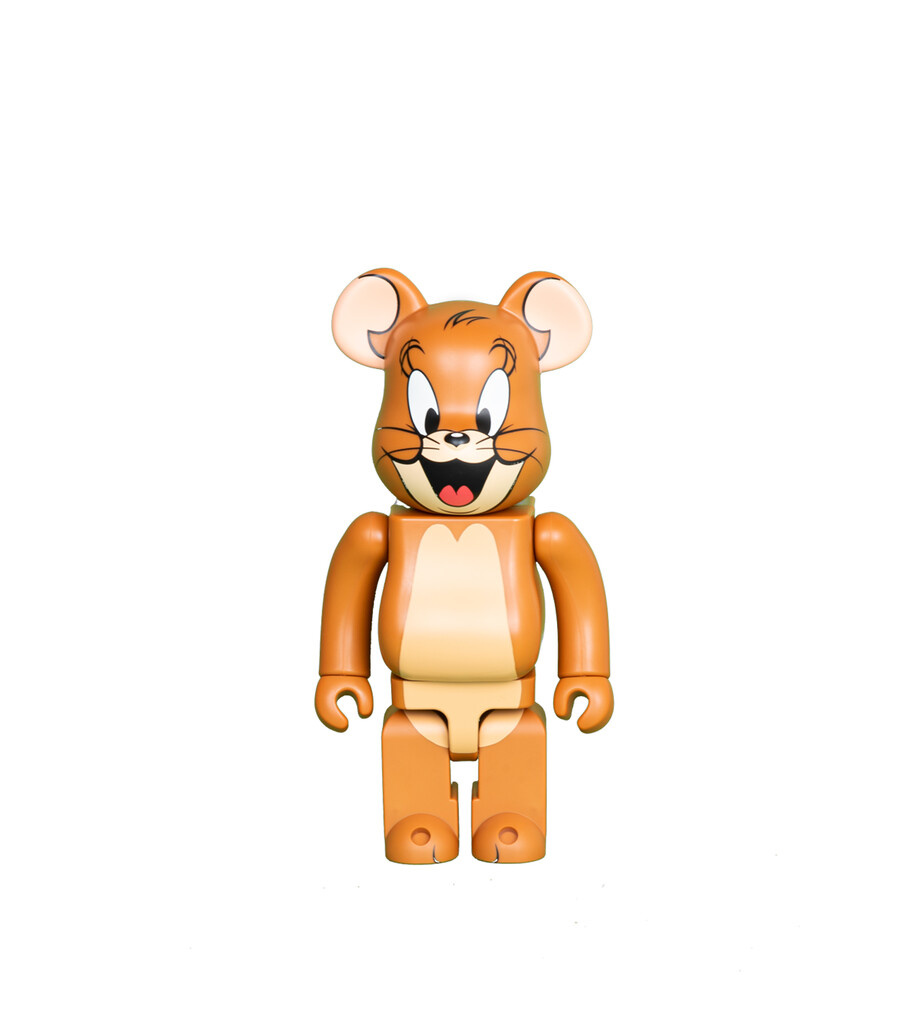 "Jerry 400% Be@Rbrick ""Brown""-1"