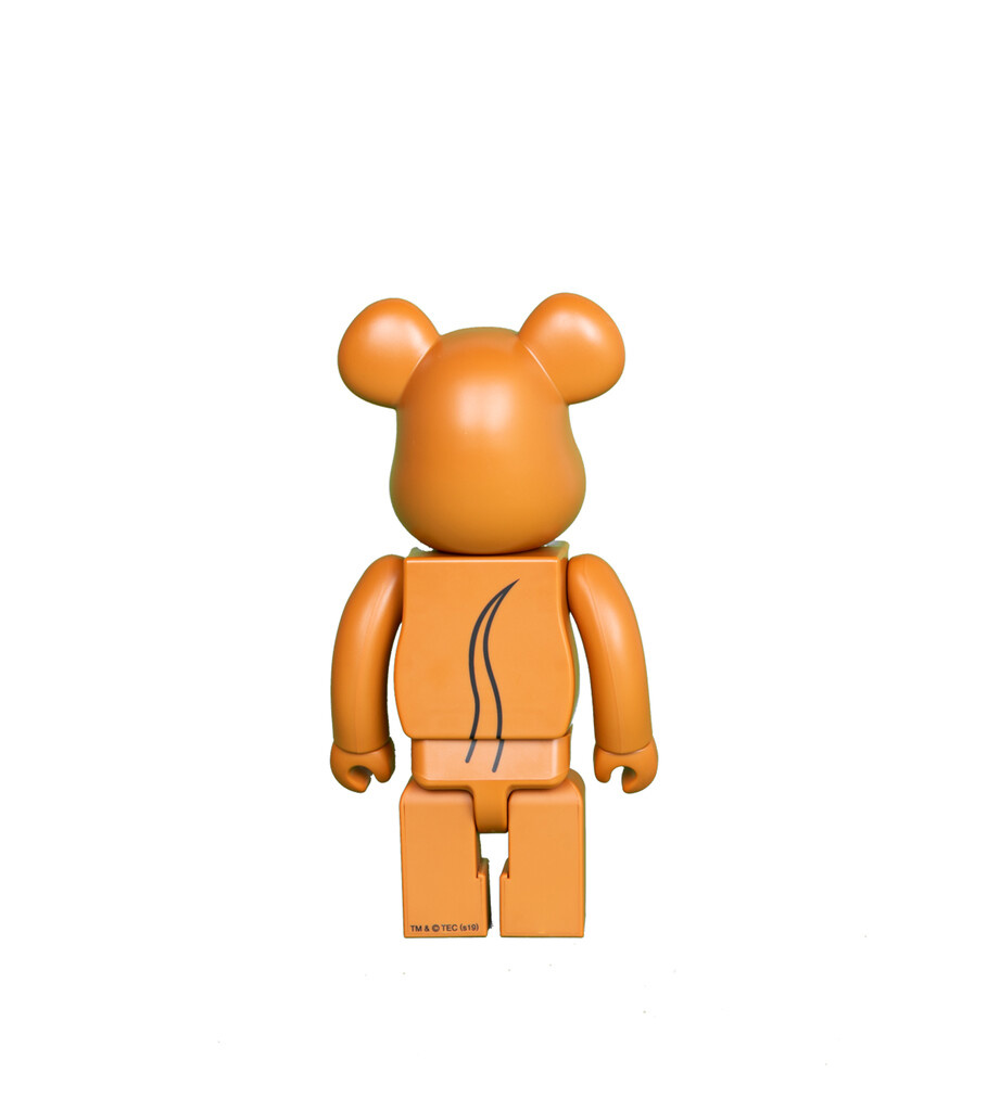 "Jerry 400% Be@Rbrick ""Brown""-2"