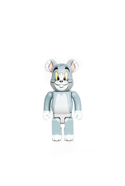 "Tom 400% Be@Rbrick ""Grey"""