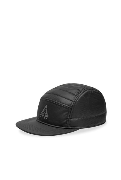 "ACG AW84 5 Panel Cap ""Black"""