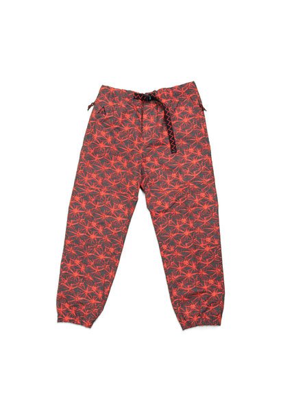 "ACG AOP Trail Pants ""Rush Red/Black"""