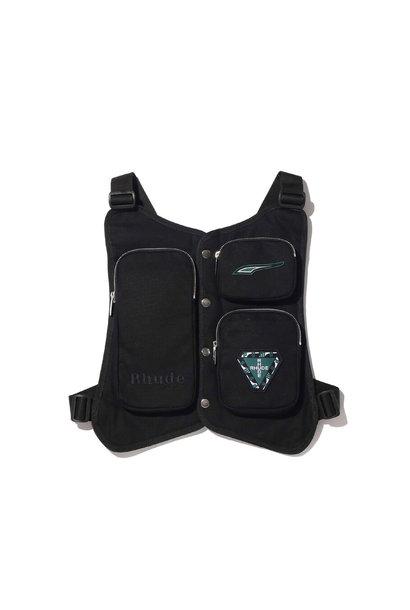 "Rhude Utility Vest ""Black"""