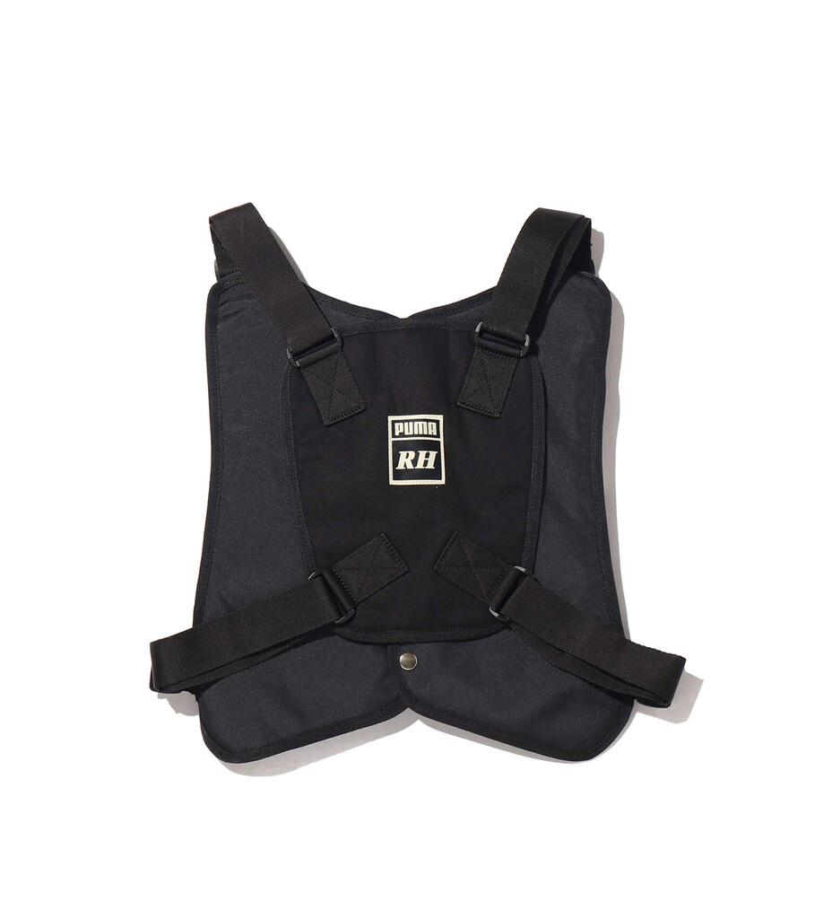 "Rhude Utility Vest ""Black""-2"