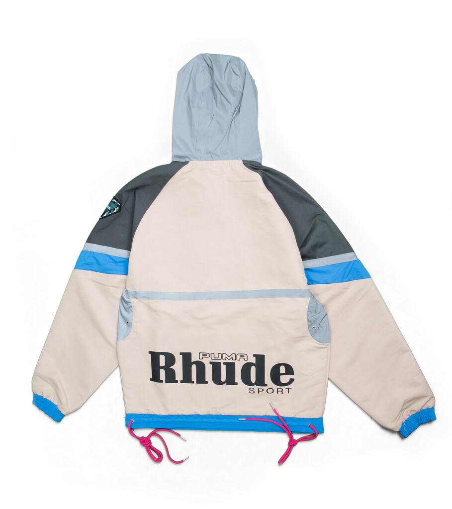 """Rhude Half-Zip Jacket """"Safari""""-3"""