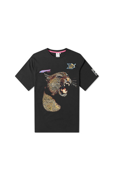 "Rhude Panther Graphic Tee ""Puma Black"""