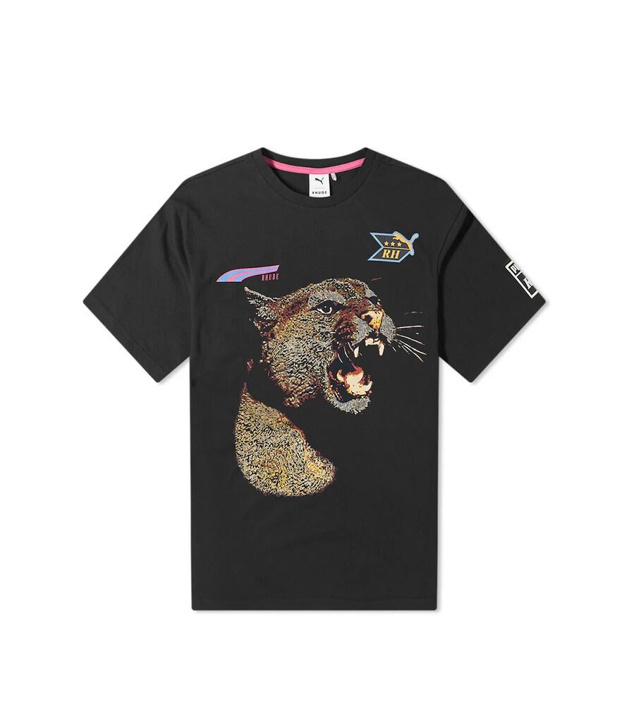 "Rhude Panther Graphic Tee ""Puma Black""-1"