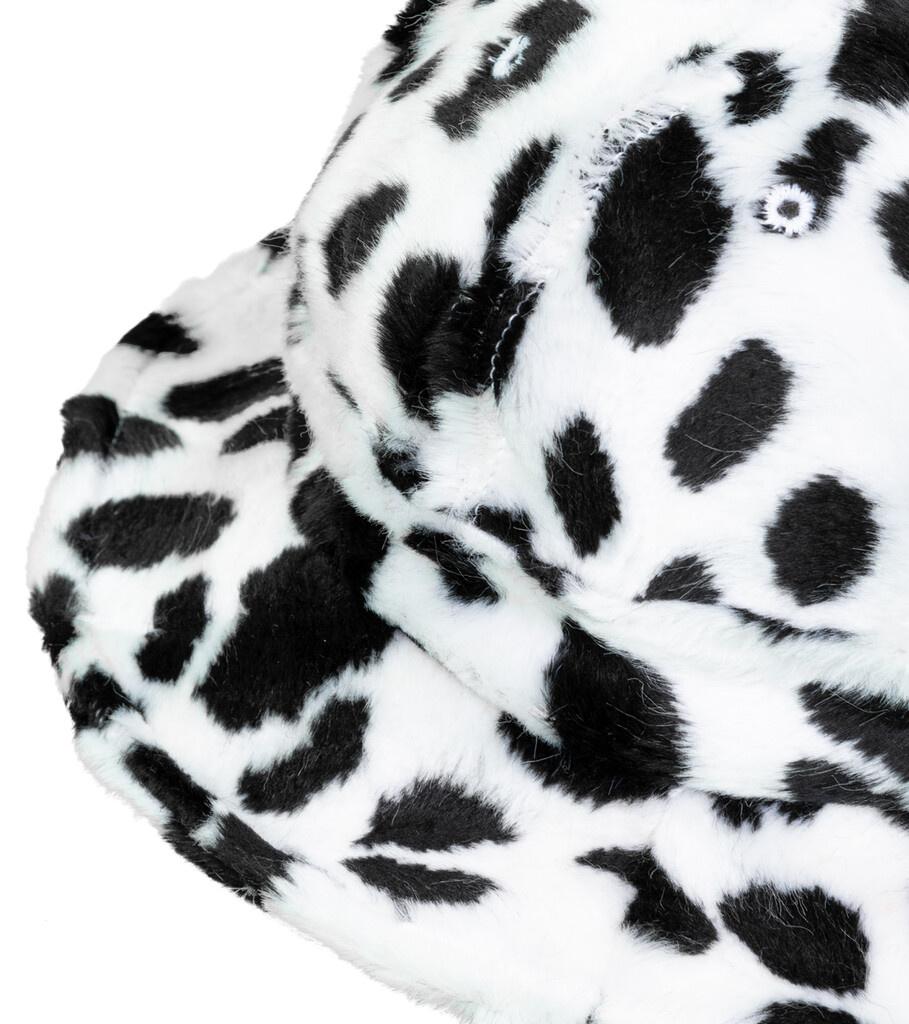 "Dalmatian Bucket Hat ""White"" S/M-2"