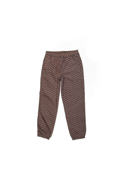 "Checkered Logo Track Pant ""Black"""