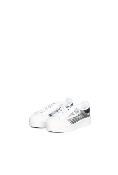 "W Superstar Bold ""White/Clear"""