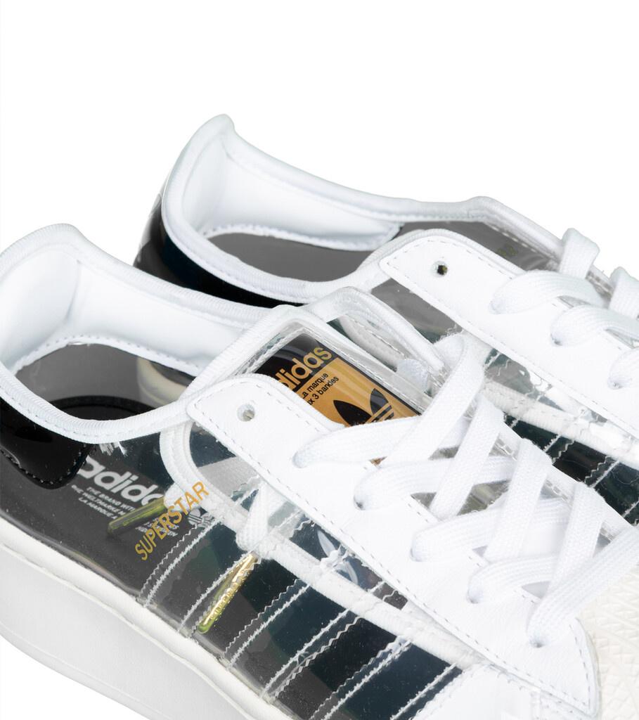 adidas superstar clear