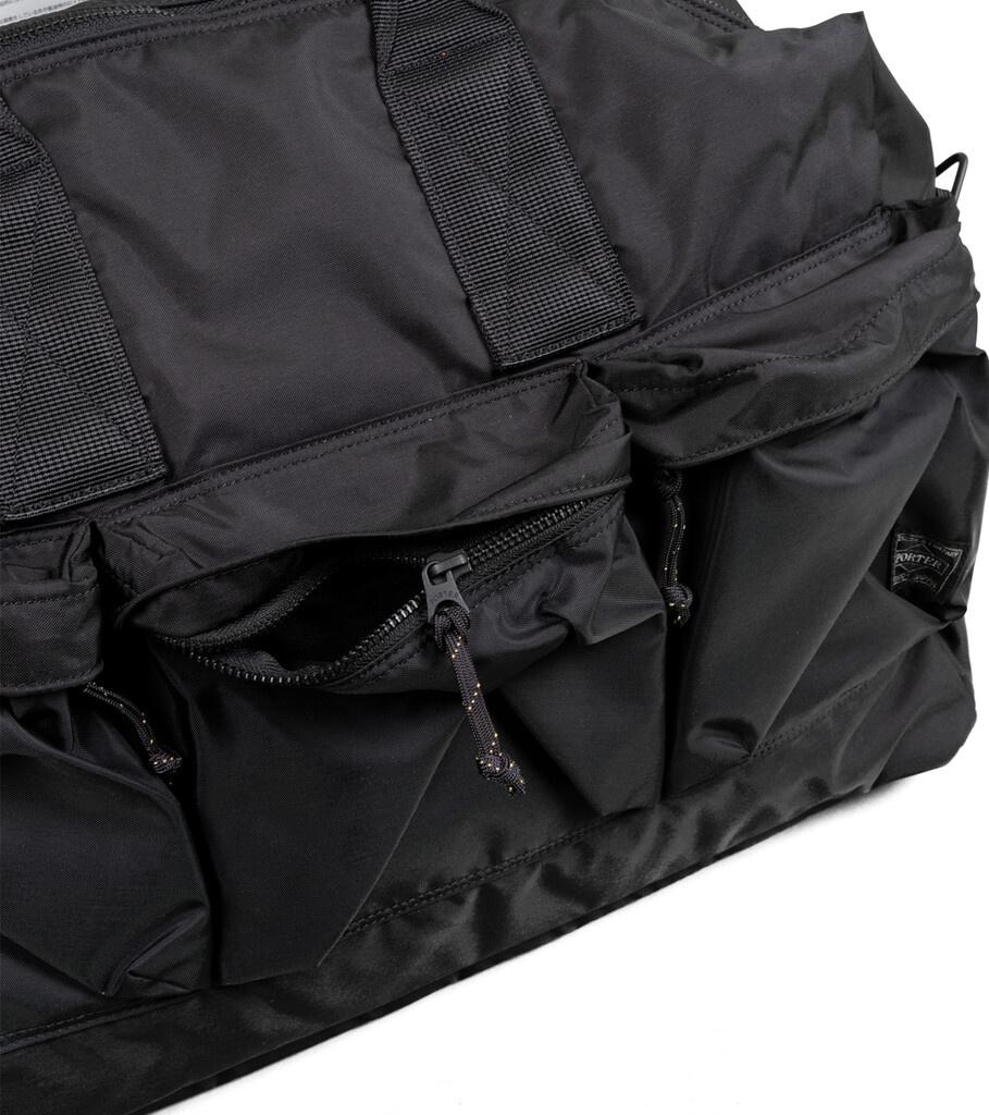 "Force 2 Way Duffle Bag ""Black""-2"