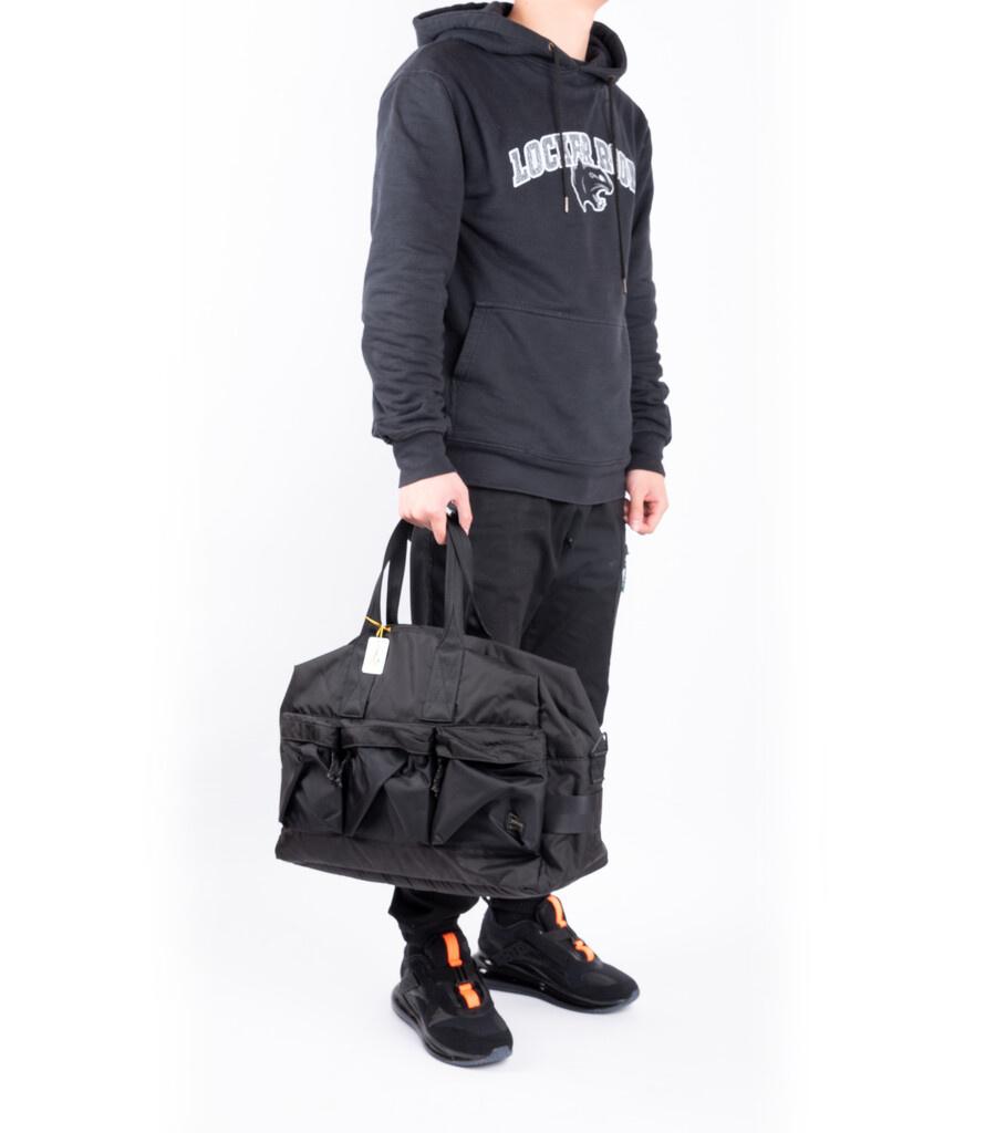 "Force 2 Way Duffle Bag ""Black""-7"
