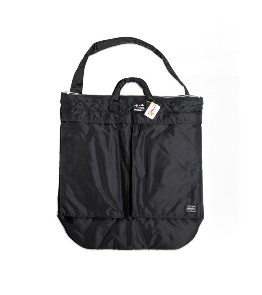 """2Way Helmet Bag """"Black""""-2"""