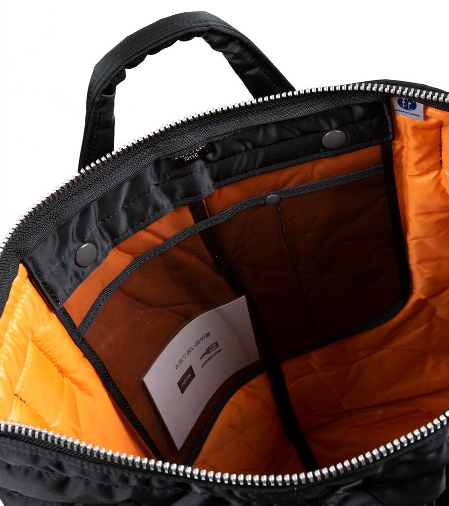 """2Way Helmet Bag """"Black""""-5"""