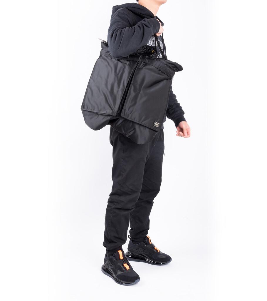 """2Way Helmet Bag """"Black""""-8"""