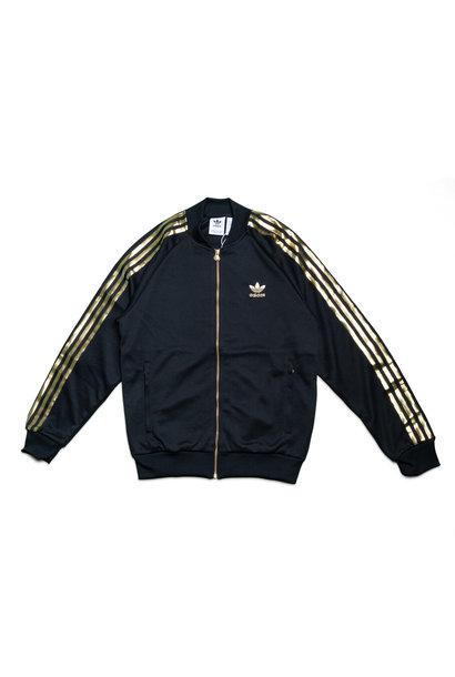 """SST 24K Track Jacket """"Black/Gold"""""""