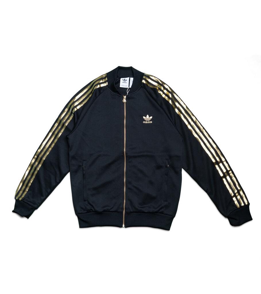 """SST 24K Track Jacket """"Black/Gold""""-1"""