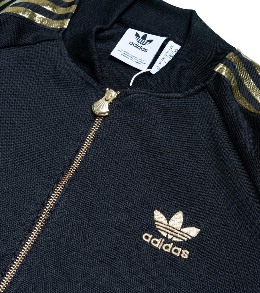 """SST 24K Track Jacket """"Black/Gold""""-2"""