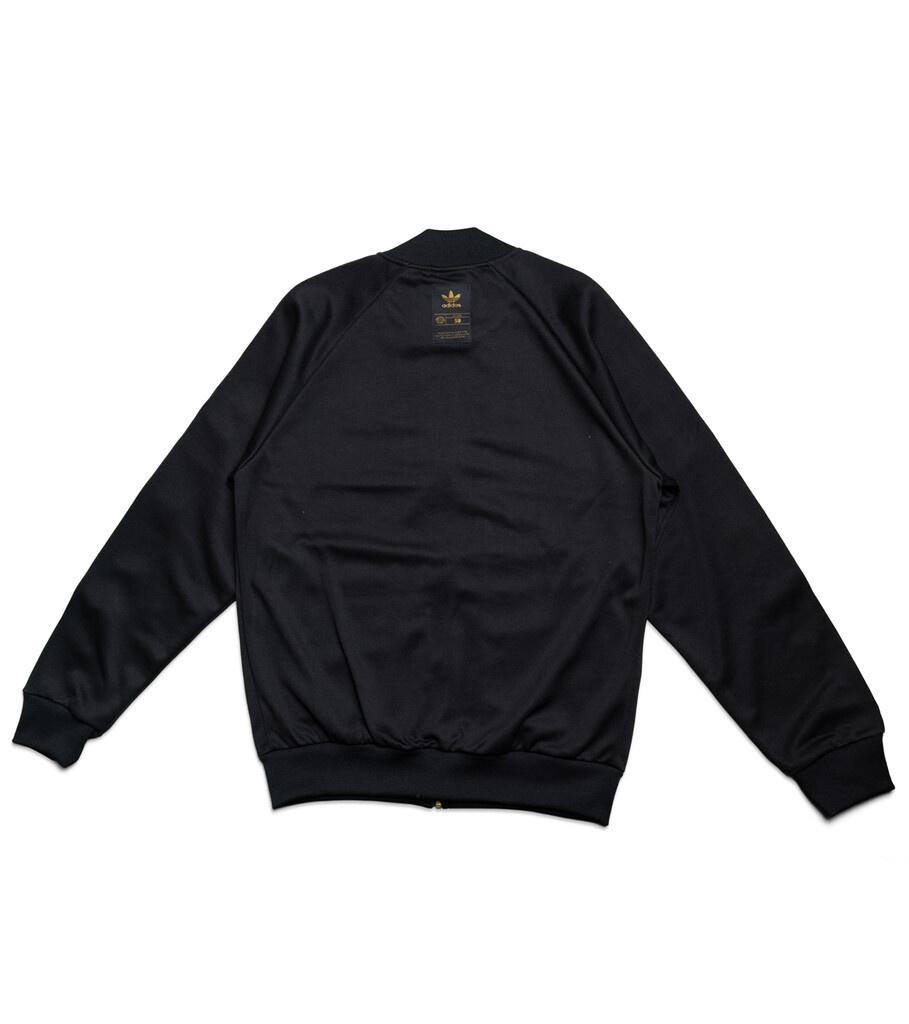 """SST 24K Track Jacket """"Black/Gold""""-3"""