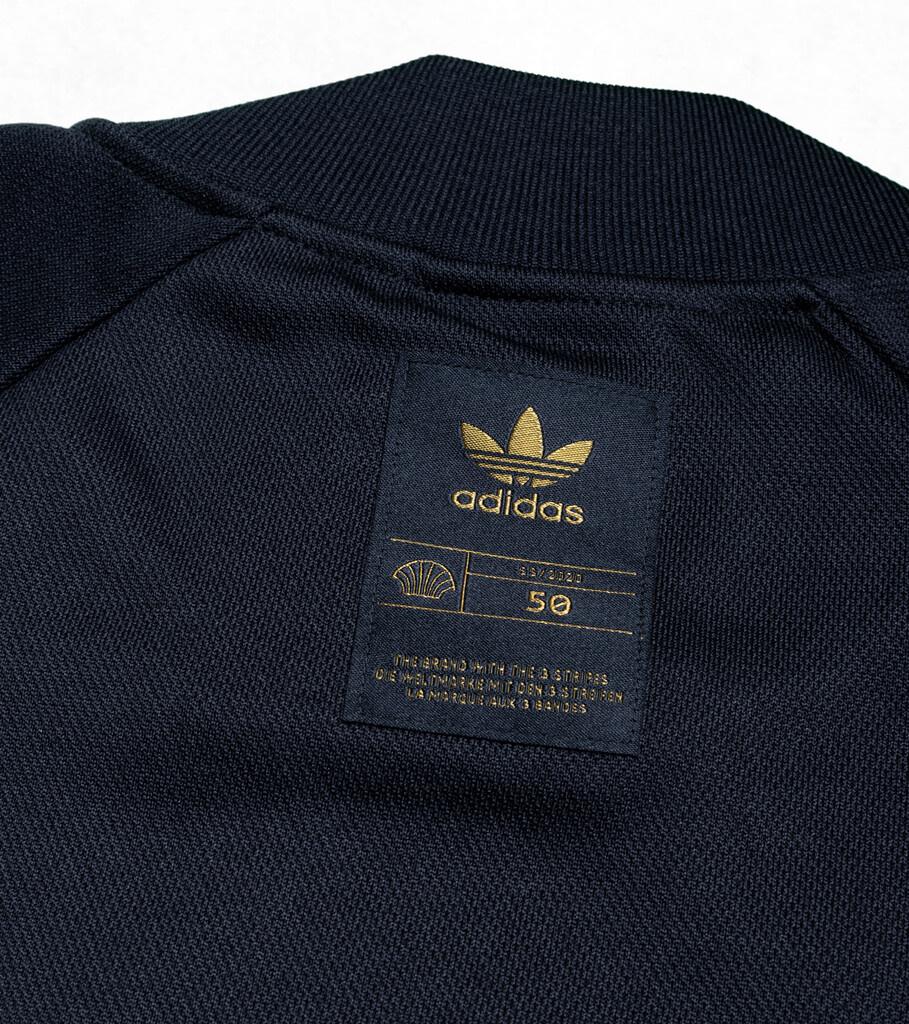 """SST 24K Track Jacket """"Black/Gold""""-4"""