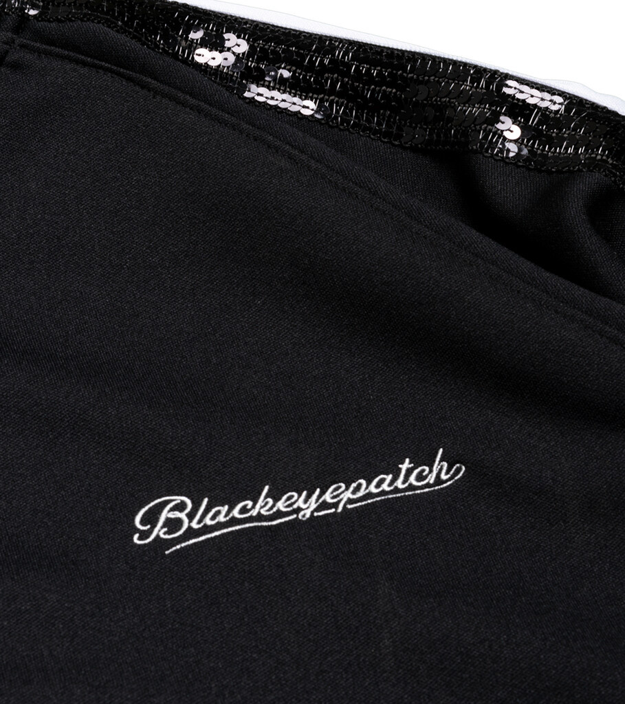 "Spangle Jersey Track Jacket ""Black""-2"