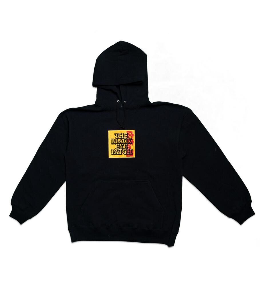 """""""As Advertised"""" Logo Hoodie """"Black""""-1"""