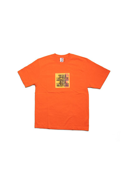"""As Advertised"" Logo Tee ""Orange"""