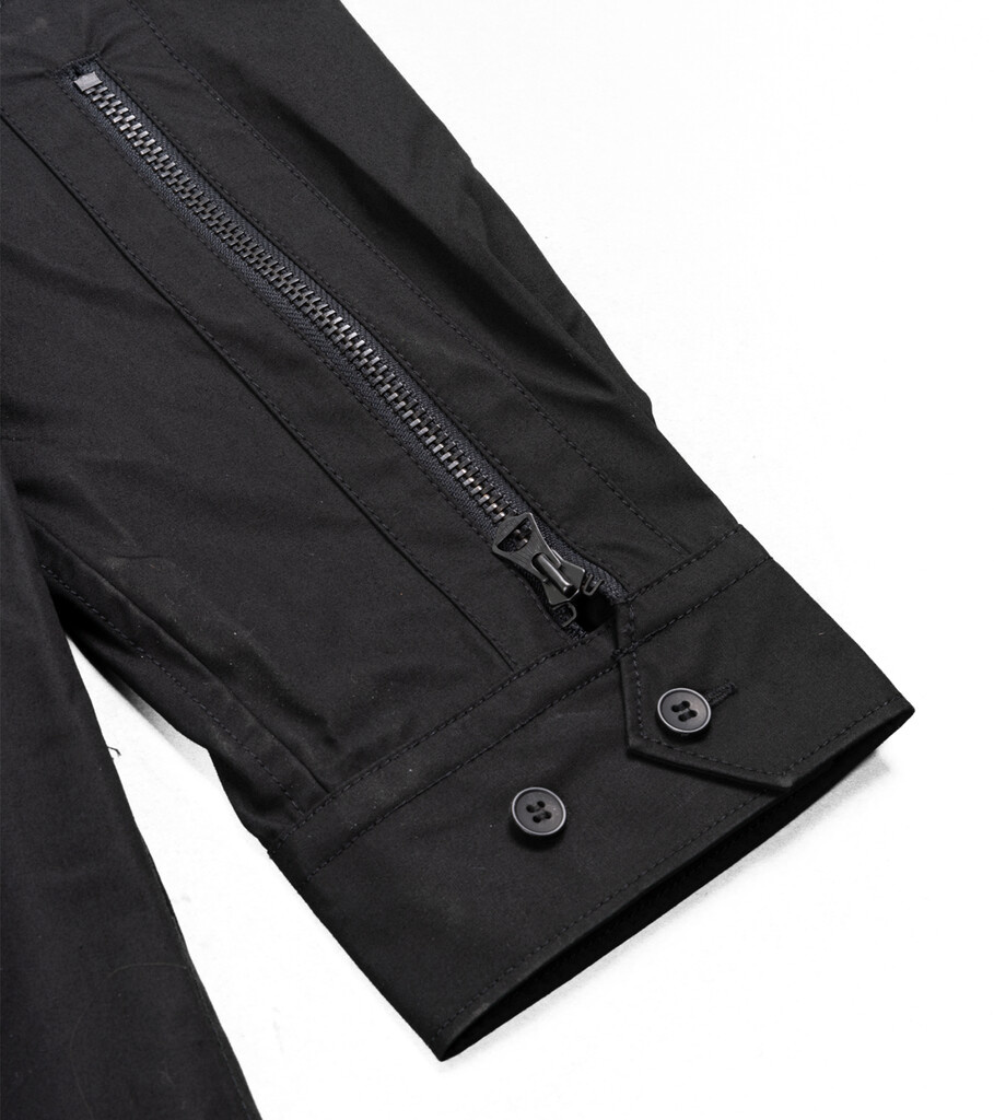 "Y-3 Craft Long Shirt ""Black""-5"