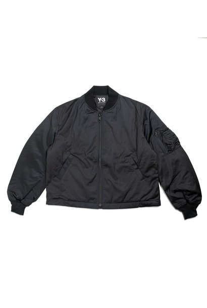 "Y-3 Craft Bomber Jacket ""Black"""