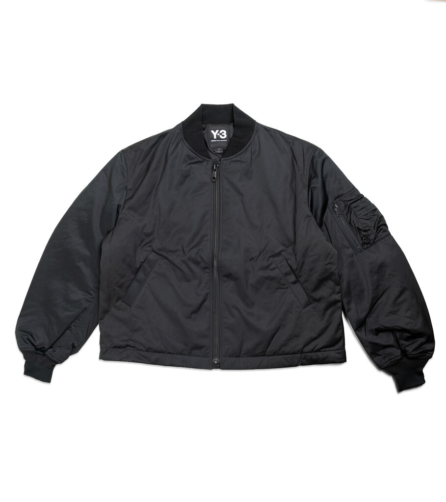 "Y-3 Craft Bomber Jacket ""Black""-1"