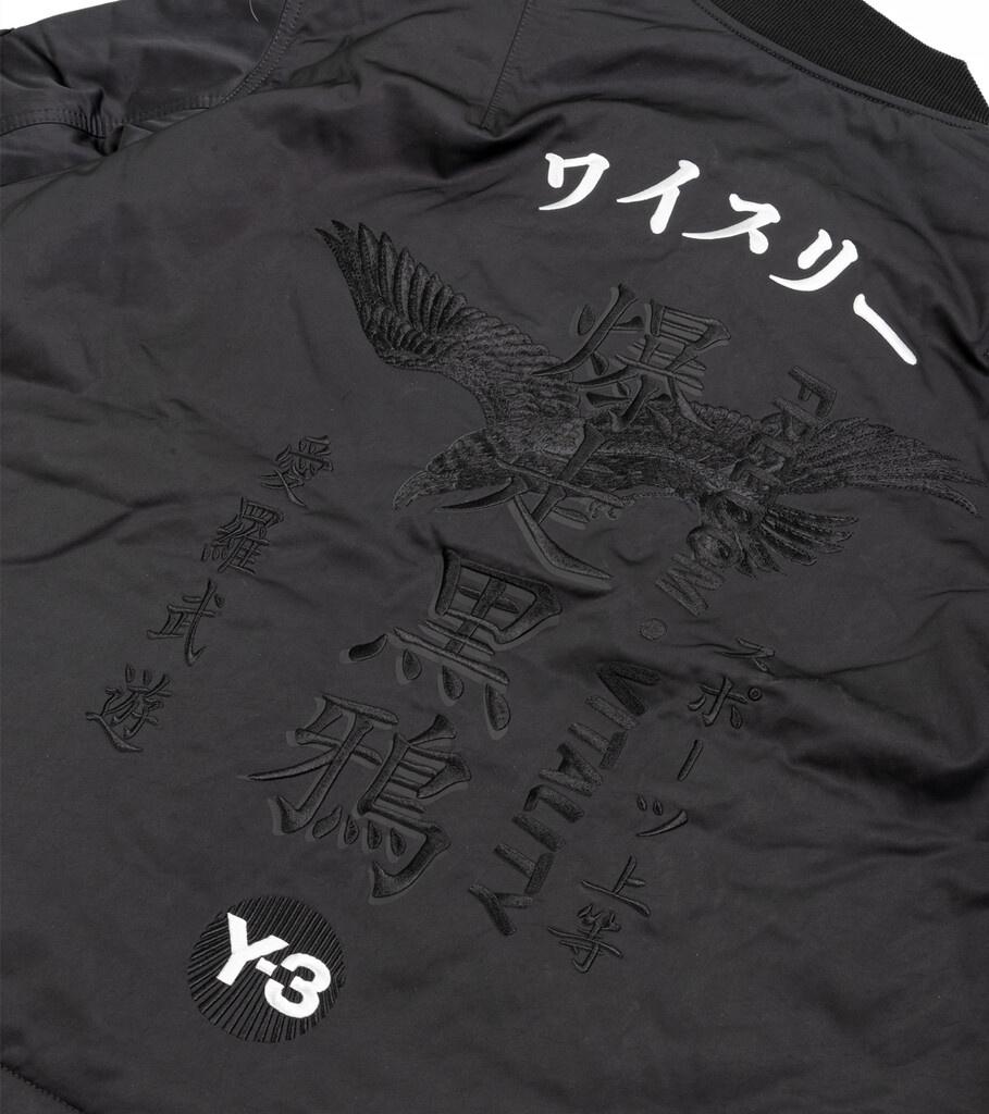 "Y-3 Craft Bomber Jacket ""Black""-4"