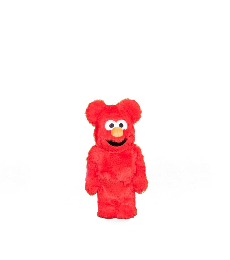 "Elmo Costume 400% Be@Rbrick ""Red""-1"