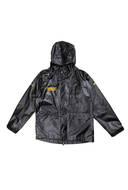 "Breaking Bad Vamonos Pest Rain Jacket ""Black"""