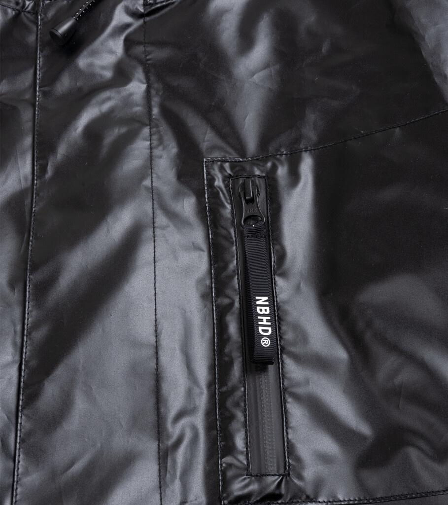 """Breaking Bad Vamonos Pest Rain Jacket """"Black""""-3"""