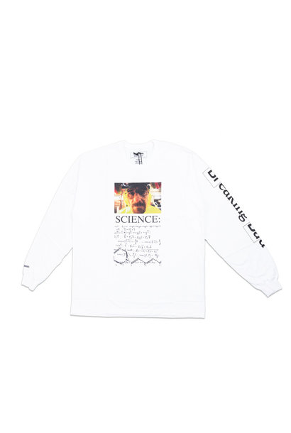 "Breaking Bad Science LS Tee ""White"""