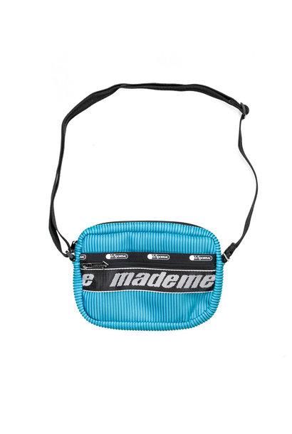 "LeSportsac Lenticular Mesh Cross Body Bag ""Blue"""
