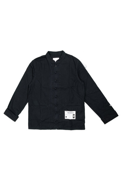 """Kung-Fu Shirt """"Black"""""""