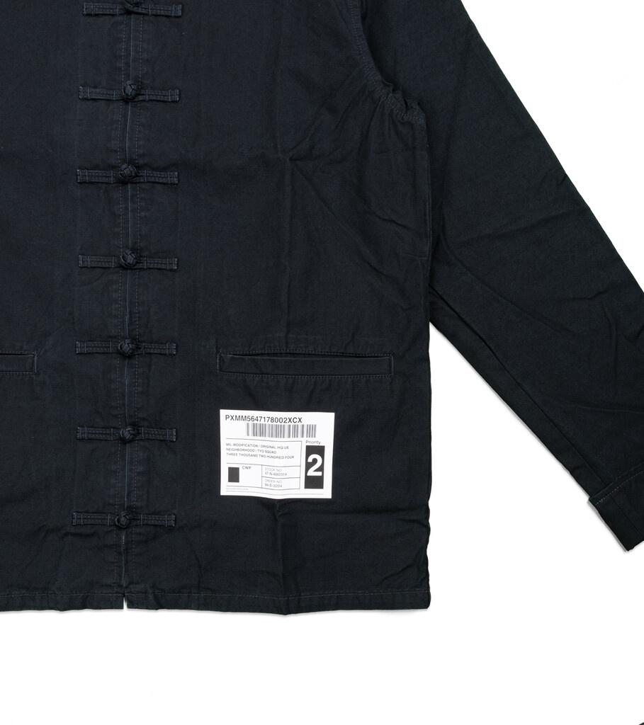 """Kung-Fu Shirt """"Black""""-3"""