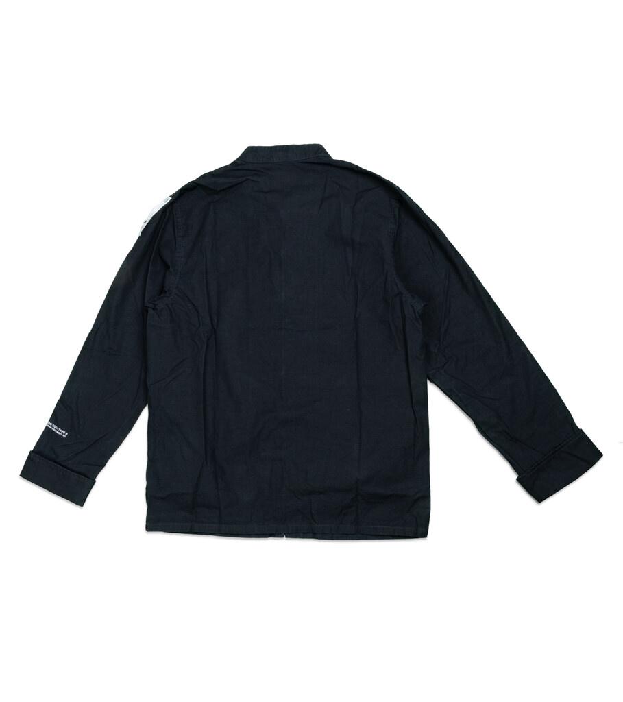 """Kung-Fu Shirt """"Black""""-4"""